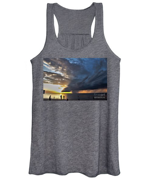 Lake Winnipeg Storm Women's Tank Top