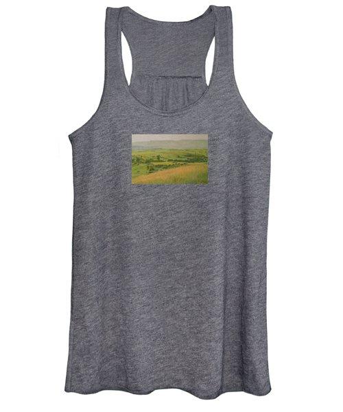 Land Of Grass Women's Tank Top
