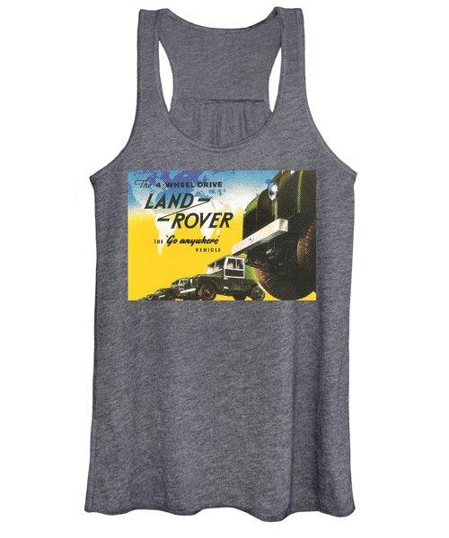 Land Rover Women's Tank Top