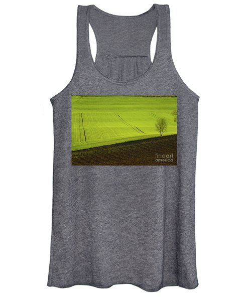 Landscape 4 Women's Tank Top