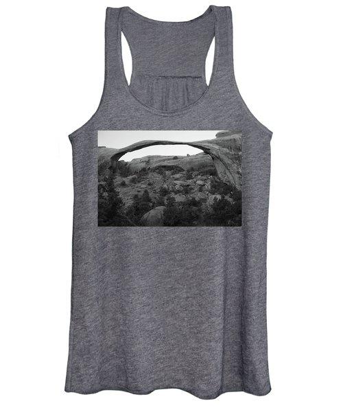 Landscape Arch Women's Tank Top
