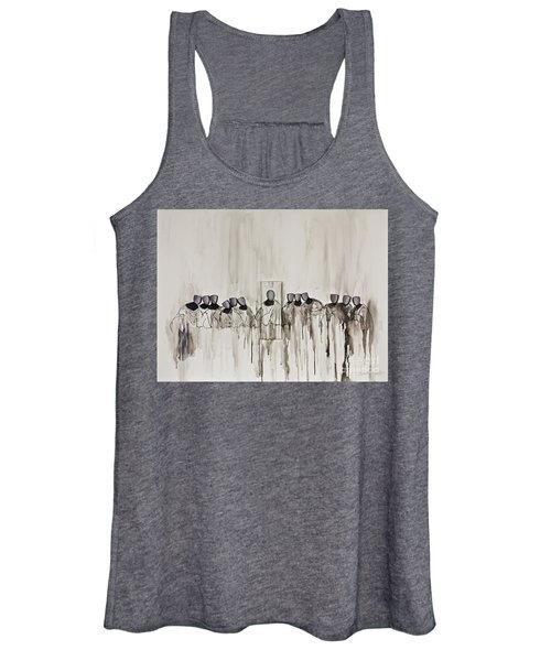 Last Supper Women's Tank Top