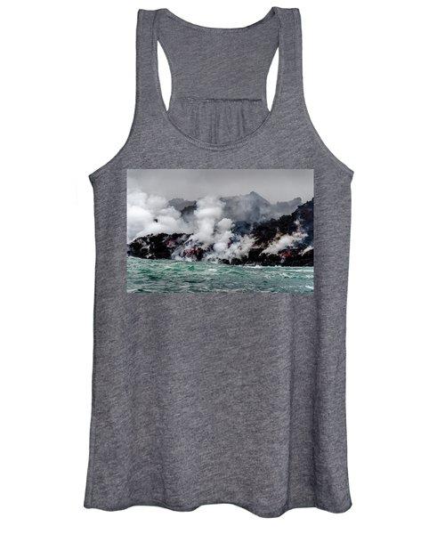 Lava Shelf Women's Tank Top