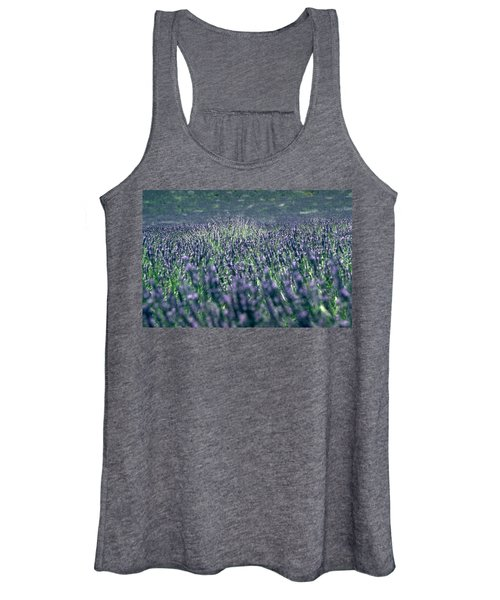 Lavender Women's Tank Top