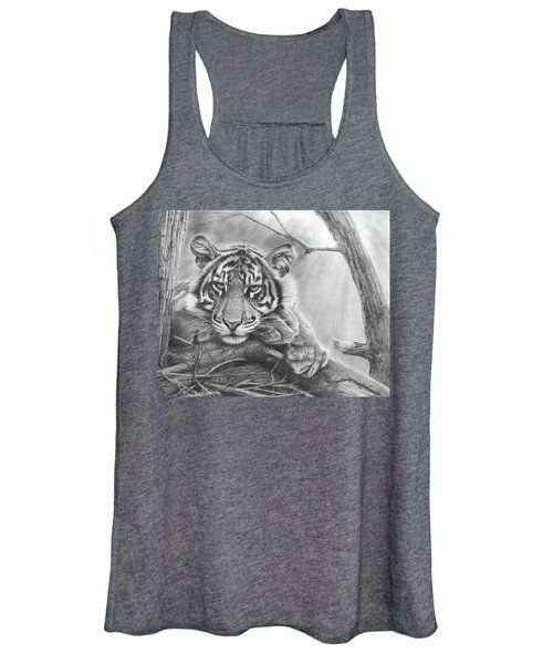 Lazing On A Sunny Afternoon Women's Tank Top