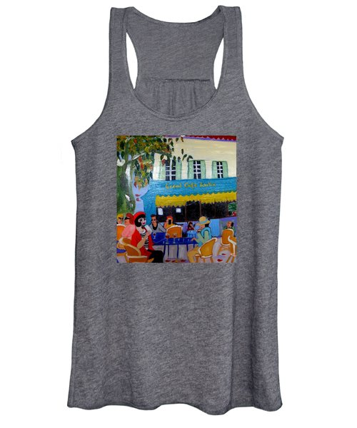 Le Grand Cafe Riche Women's Tank Top