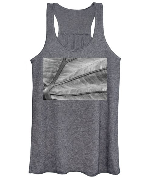 Leaf Abstraction Women's Tank Top
