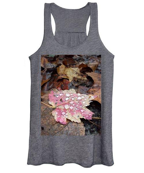 Leaf Bling Women's Tank Top