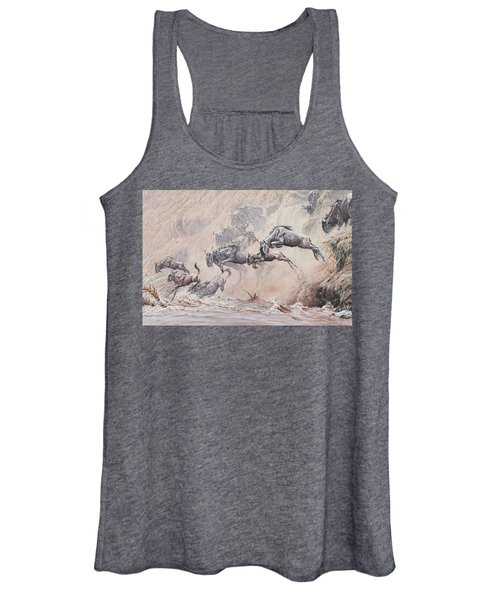 Leap Of Faith Women's Tank Top