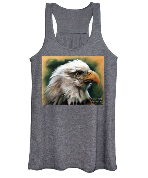 Leather Eagle Women's Tank Top