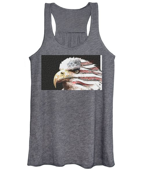 Legally Unlimited Eagle Women's Tank Top