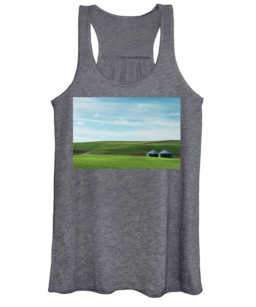 Less Is More. Women's Tank Top
