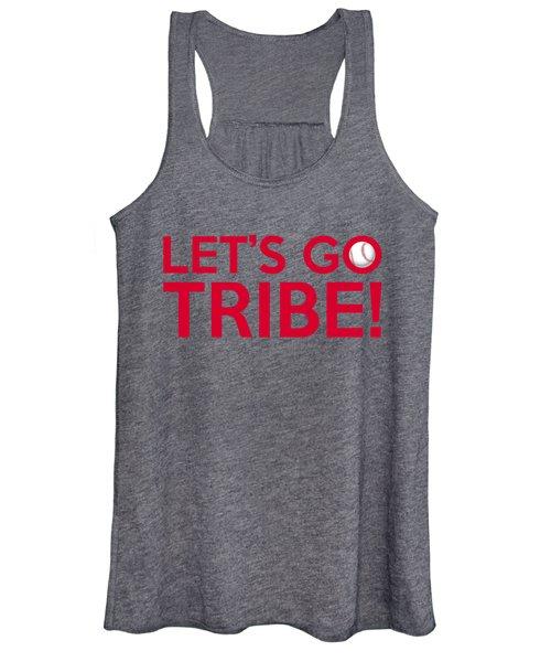 Let's Go Tribe Women's Tank Top