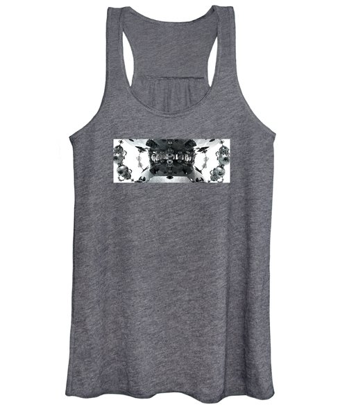 Letting In The Light Women's Tank Top