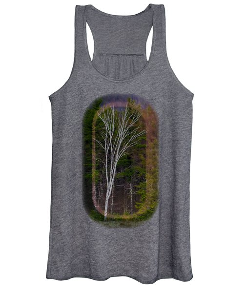 Life's A Birch No.1 Women's Tank Top