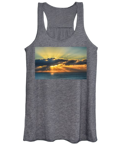 Light Explosion Women's Tank Top