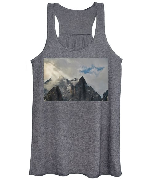 Light On The French Alps Women's Tank Top
