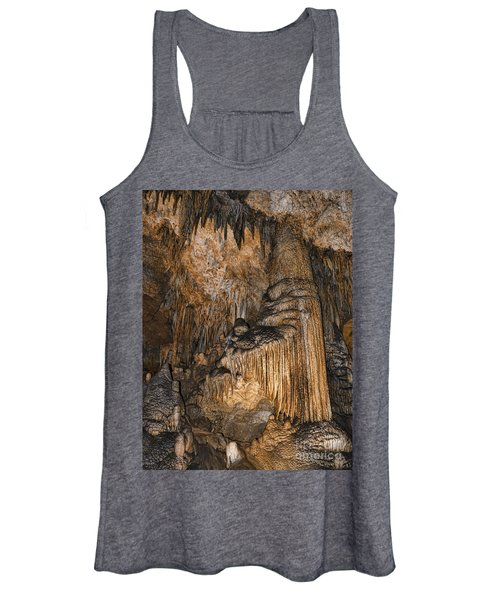 Like Organ Pipes They Stand Women's Tank Top