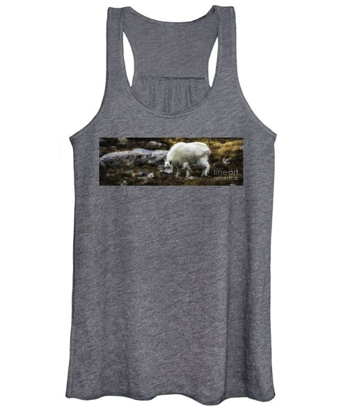 Lil' Kid Goat  Women's Tank Top