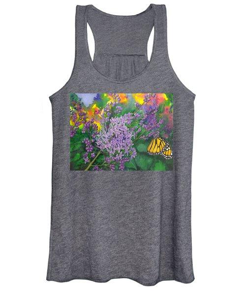 Lilac Women's Tank Top