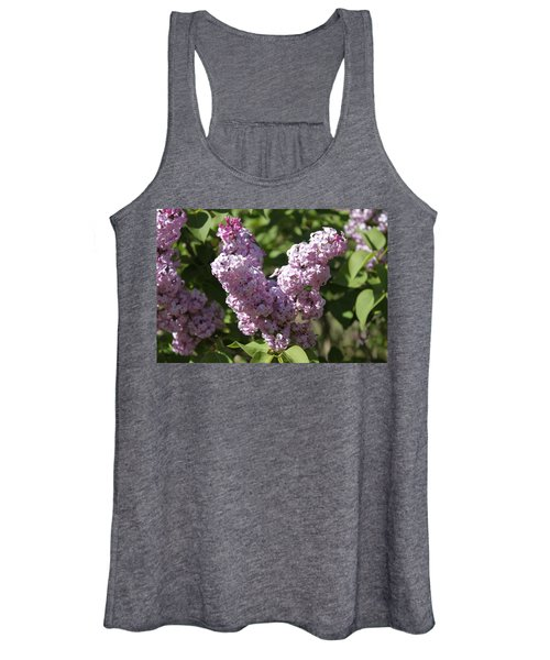 Lilacs Women's Tank Top