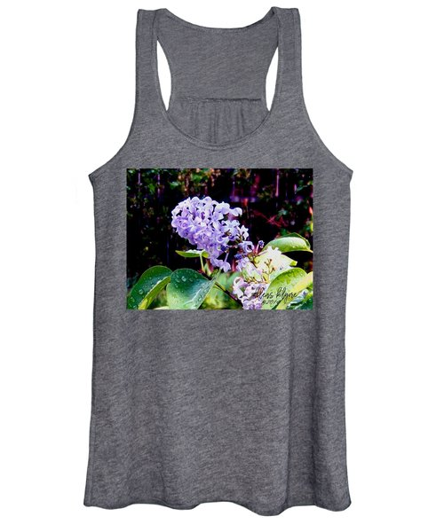Lilacs Women's Tank Top