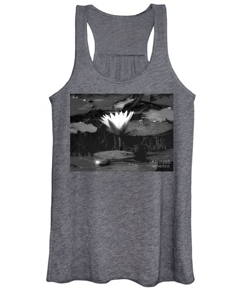 Lily Of The Lake Women's Tank Top