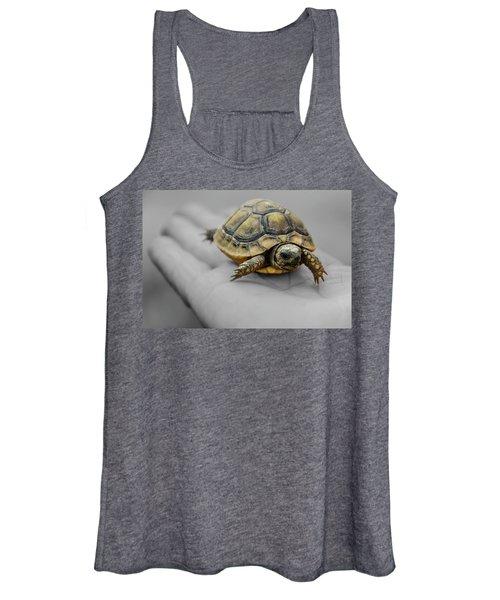 Little Turtle Baby Women's Tank Top
