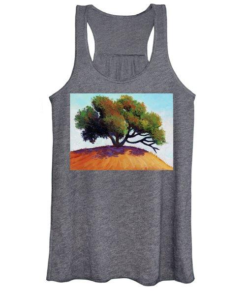 Live Oak Tree Women's Tank Top