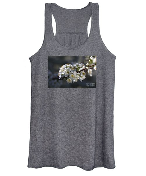 Living In Sring  Women's Tank Top