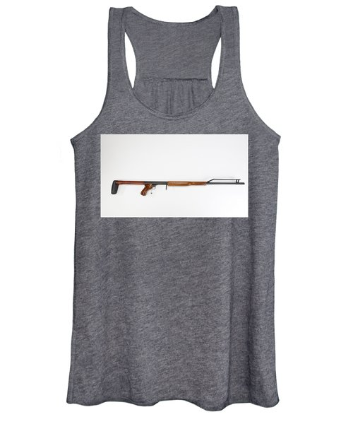 Ljutic Space Rifle Women's Tank Top