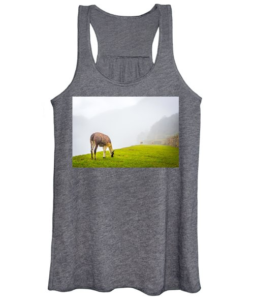 Llama  Women's Tank Top