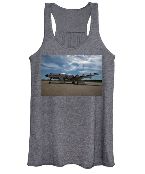 Lockheed Constellation Super G Women's Tank Top