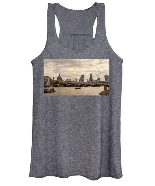 London Cityscape Women's Tank Top
