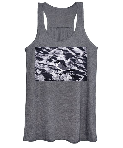 Lone Seagull Women's Tank Top