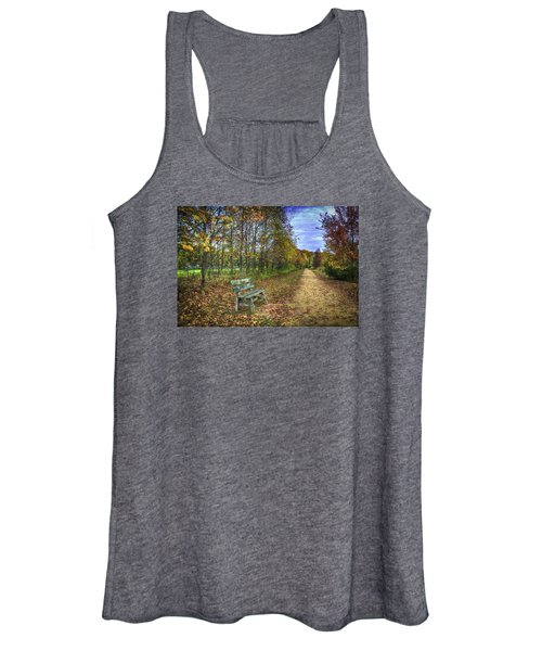 Lonely Chair Women's Tank Top