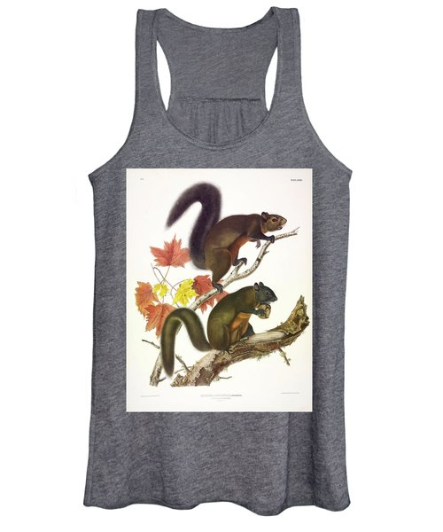Long-haired Squirrel Women's Tank Top