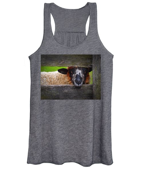 Lookin At Ewe Women's Tank Top