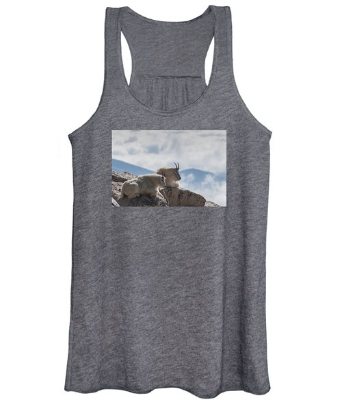 Looking Down On The World Women's Tank Top