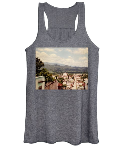 Looking Out Women's Tank Top