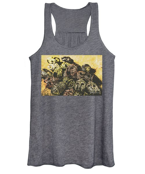 Losses From The Colossus  Women's Tank Top