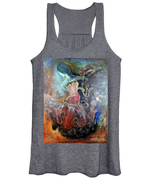 Lost In The Motion Women's Tank Top