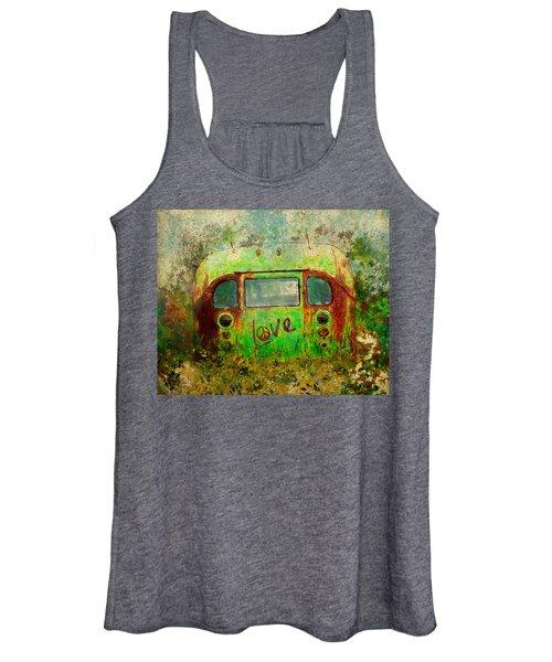 Love Bus Women's Tank Top