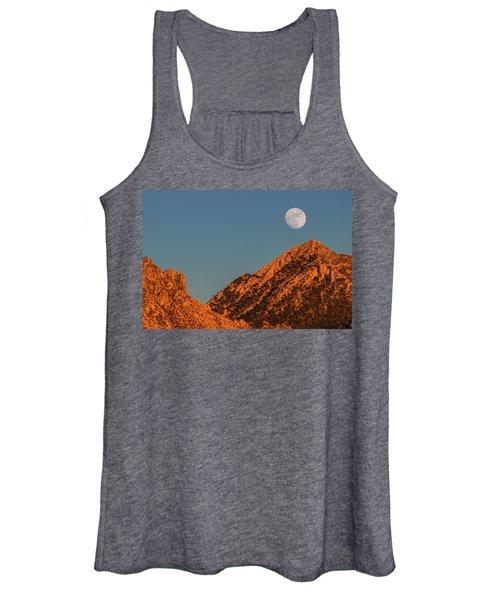 Lunar Sunset Women's Tank Top