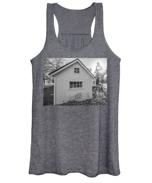 M22 Shed Women's Tank Top