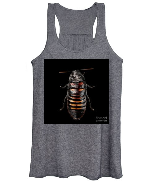 Madagascar Hissing Cockroach Women's Tank Top