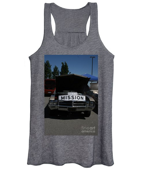 Made In The Mission Women's Tank Top
