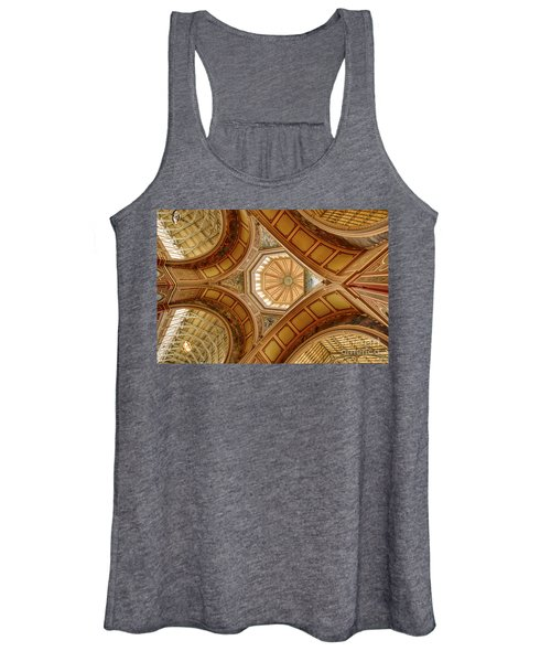Magestic Architecture Women's Tank Top