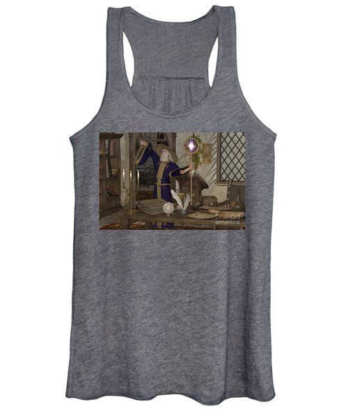 Magic Sorcerer Women's Tank Top