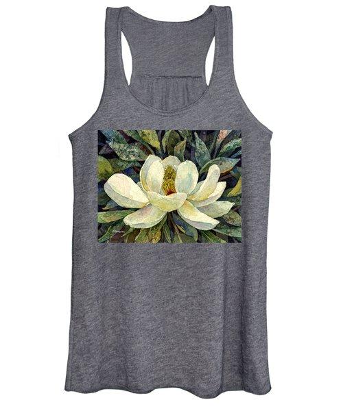 Magnolia Grandiflora Women's Tank Top